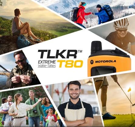 '다솔이노베이션'은 날씨가 풀리게 됨에 따라 등산이나 트레킹, 캠핑 등에 사용이 편리한 모토로라솔루션 'TLKR-T80 EX' 제품 판매량이 대폭 상승했다고 10일 전했다. 사진=다솔이노베이션 제공