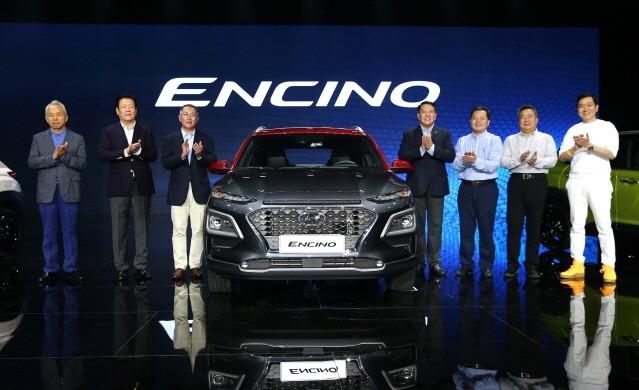 현대차, 소형 SUV '엔씨노'로 中 공략