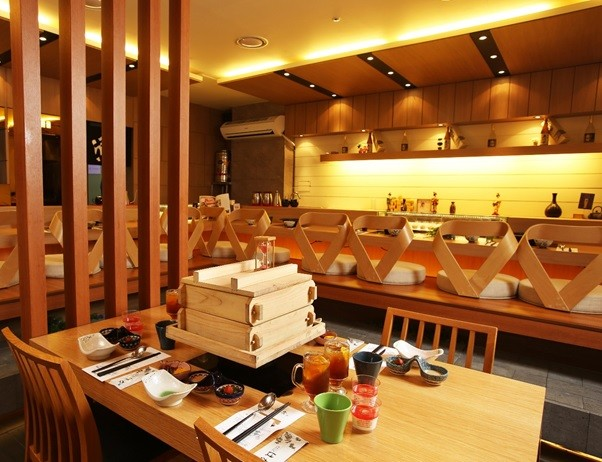 한국에서 느끼는 일본 음식점의 정취, 샤브샤브 맛집 '하나샤브샤브'