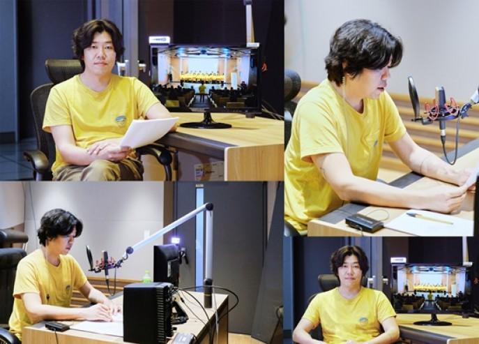 사진=기타리스트 이상순이 MBC 세월호 4주기 특집 다큐의 내레이션을 맡았다.