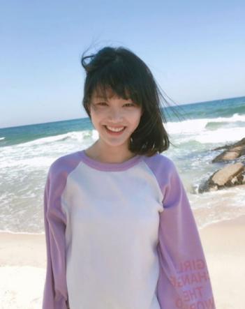 사진=이유비 SNS 캡처