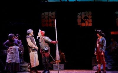 [ET-ENT 뮤지컬] '맨오브라만차'(2) 세르반테스와 돈키호테! 참 자기와 거짓 자기는?