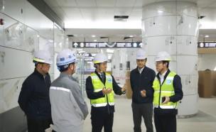 공항철도, 마곡나루역 건설현장 특별 안전점검 실시