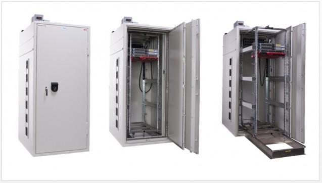 구네보 Secure-IT EMP 캐비닛