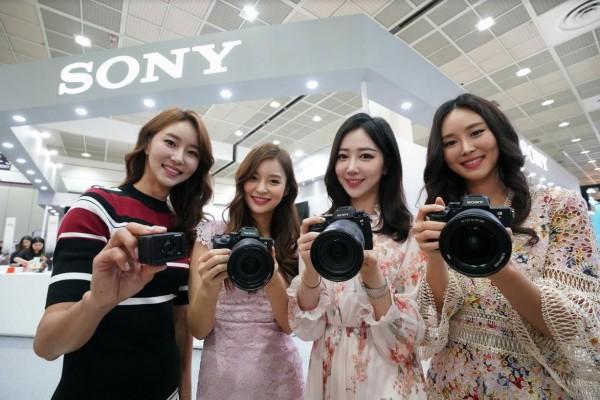 [P&I 2018] 소니코리아, 2018 서울국제사진영상기자재전 참가