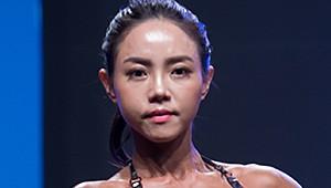 [포토] PCA 코리아 장미영, 건강한 S라인 선보이며