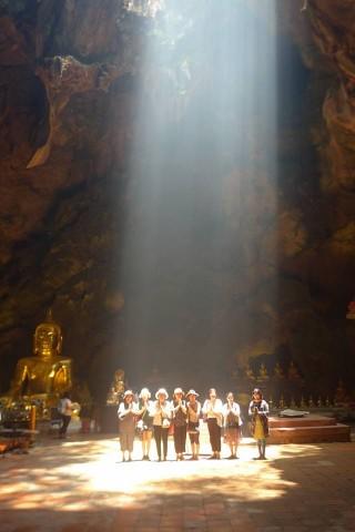 카오루앙 동굴사원