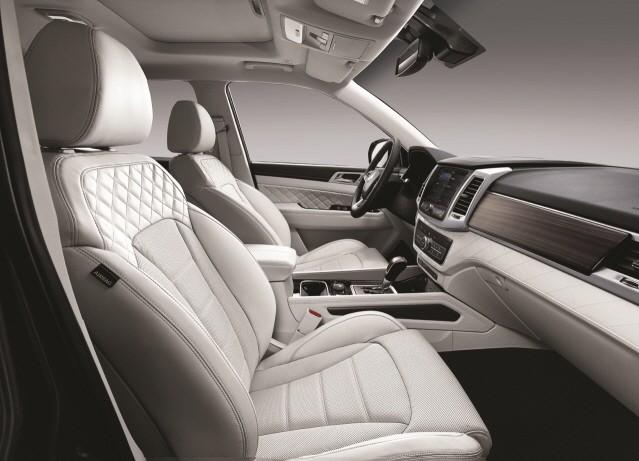 대형 SUV 구매자가 가장 중요하게 생각하는 것은?