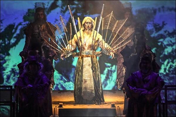 '투란도트' 공연사진. 사진=세종문화회관 제공