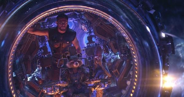 '어벤져스: 인피니티 워' 스틸사진. 사진=월트 디즈니 컴퍼니 코리아 제공
