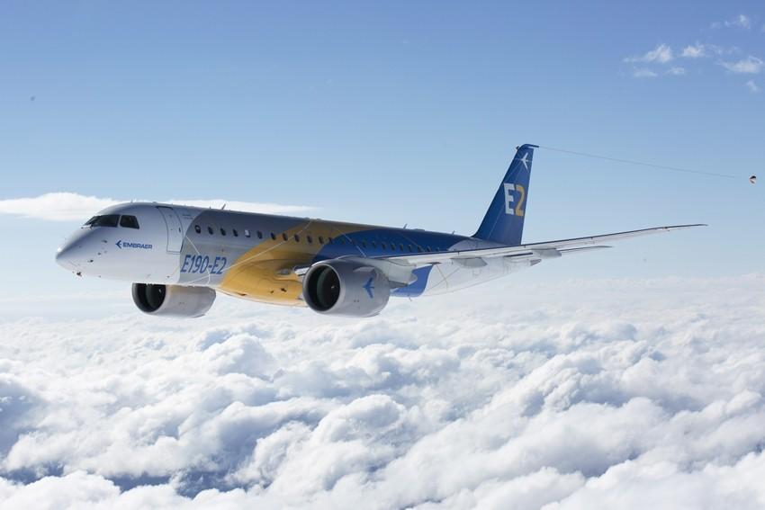 엠브라에르(Embraer) E190-E2 항공기