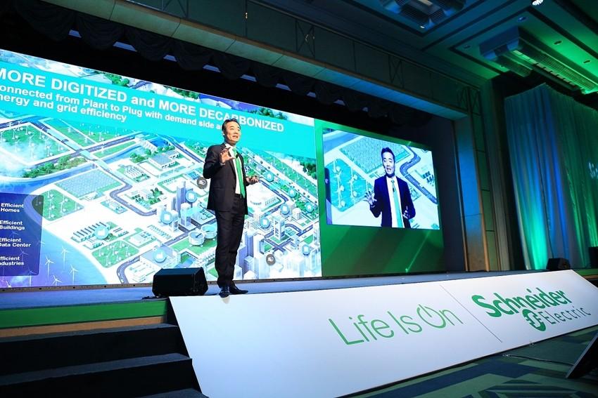 슈나이더 일렉트릭 코리아가 디지털 경제를 이끌 비전을 공유할 '이노베이션 서밋 서울 2018'을 개최한다.