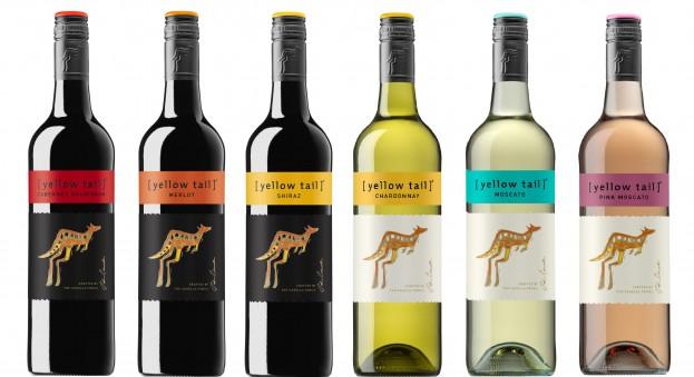 롯데주류가 공식 수입하는 호주 대표 캐주얼 와인 브랜드 '옐로우 테일(Yellow tail)'이 오는 6월말까지 30% 할인행사를 진행한다. 사진=롯데주류 제공