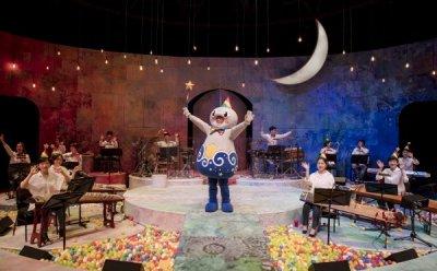 [ET-ENT 국악] '엔통이의 동요나라' 국립국악관현악단 어린이 음악회, 6살의 마음을 진지하게 들여다보다