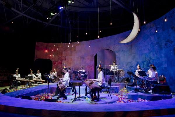 국립국악관현악단 '엔통이의 동요나라' 공연사진. 사진=국립극장 제공