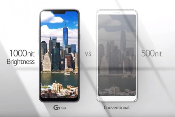 사진 = LG G7 ThinQ 제품 소개영상