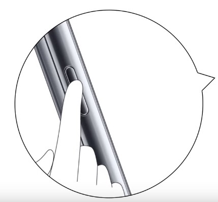 사진 = LG G7 ThinQ 제품 소개영상, 구글 어시스턴트 키