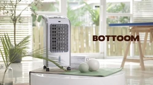 가전제품 전문 개발 업체인 '바툼'이 여름 필수 아이템으로 개인용 냉풍기 2종을 출시했다고 4일 밝혔다. 사진=바툼 제공
