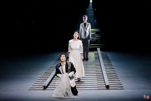 '오프페오와 에우리디체' 공연사진. 사진=서울오페라앙상블 제공