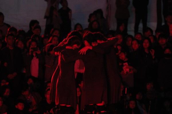 '여자' 공연사진. 사진=안산문화재단 제공