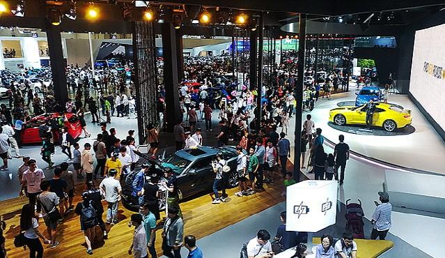 부산모터쇼, 국내외 18개 브랜드서 200여대 출품…6월 8일 개막
