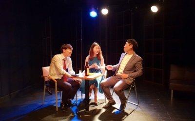 [ET-ENT 연극] '러브엔딩' 표면적인 이유와 숨겨진 내면이 공존하는 사랑과 이별에 관한 이야기