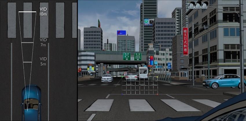 자율주행 차량을 위한 앤시스 시뮬레이션