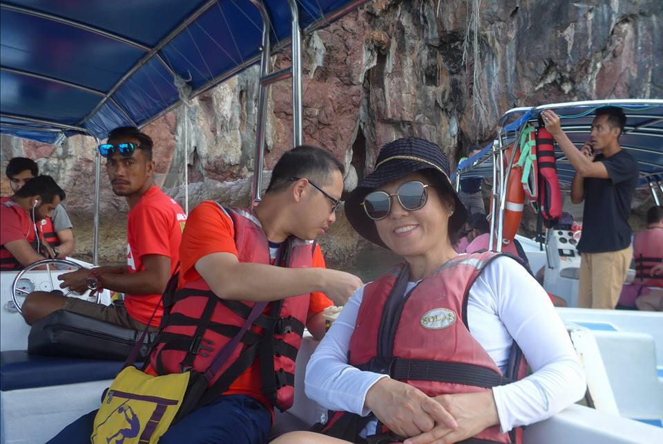 [허여사의 여행일기 말레이시아편 Day-1] 랑카위(1)