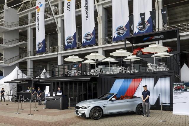 슈퍼레이스 BMW M 클래스 2차전, 현재복 우승