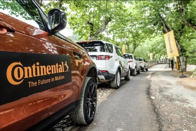 콘티넨탈, 신제품 '울트라 콘택트 UC6 SUV' 중국서 선보여