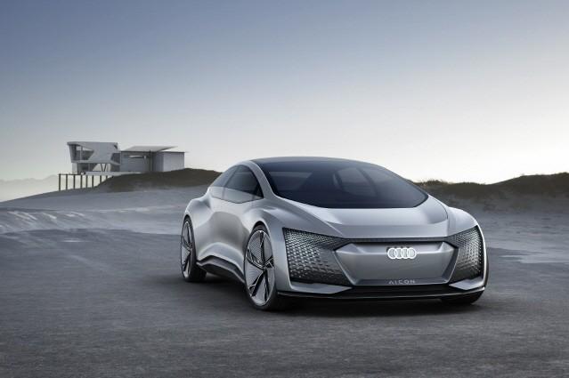 아우디, 2025년까지 전동화 모델 20종 이상 출시한다