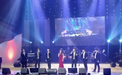 [ET-ENT 스테이지] '2018 팬텀보이스 로즈데이 콘서트' 불꽃 테너 최용호 목소리에 담긴 슬프고 애절한 정서