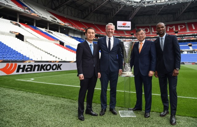 한국타이어, UEFA 유로파리그 공식 파트너십 2020/21 시즌까지 연장
