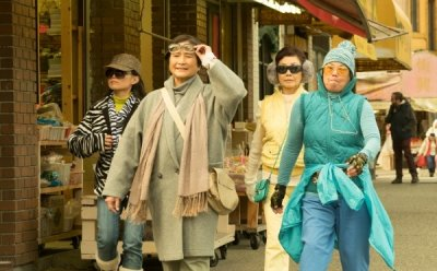 [ET-ENT 영화] 서울국제여성영화제(5) '공원에서 명상을' 평생을 같이 산 남편의 바지 주머니에서 오렌지색 팬티 한 장이 나온다면?
