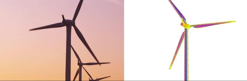 앤시스 트윈 빌더를 활용하여 디지털 트윈을 빠르게 구축, 검증해 실제 현장에서 산업 자산에 대한 예측 및 유지 보수가 가능하다.