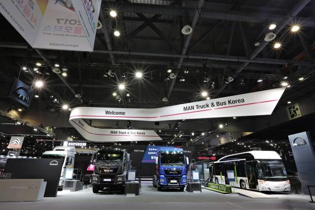 MAN, 부산모터쇼서 중소형 카고트럭 아시아 최초 공개