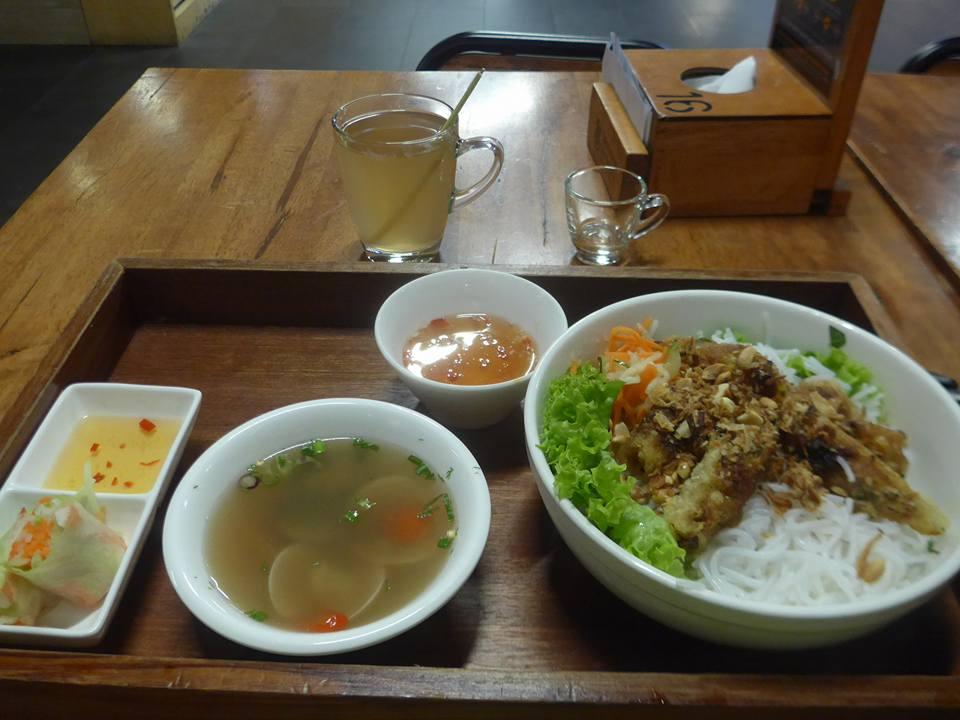 베트남 세트메뉴