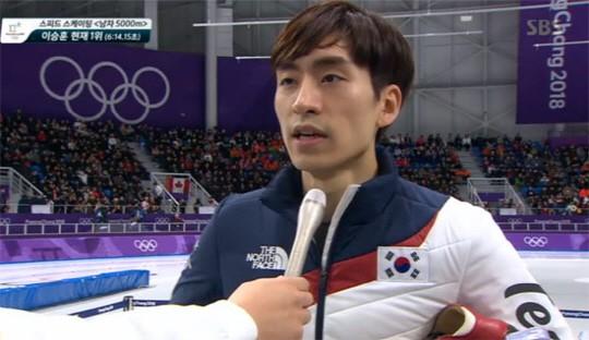 사진=스피드스케이팅 국가대표 이승훈 선수의 스트레스 해소법에 새삼 관심이 집중되고 있다.
