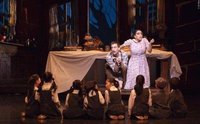[ET-ENT 발레] 스코틀랜드 국립발레단 '헨젤과 그레텔' 연극적 요소가 강조된 댄스 뮤지컬 같은 느낌의 발레 무용극