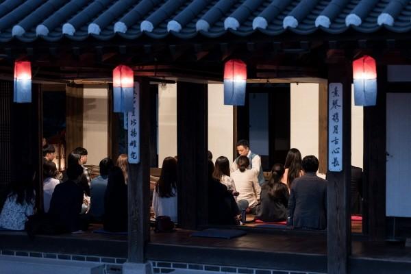 '아쟁 윤서경' 공연사진. 사진=남산골한옥마을 서울남산국악당 제공