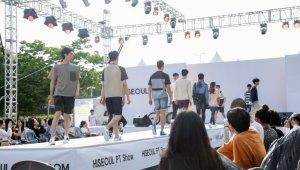 햇빛만큼 찬란한 패션의 현장 (2018 하이서울 패션쇼)