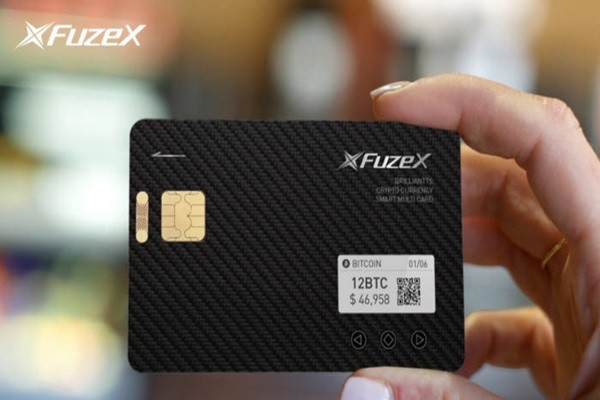 FuzeX  to Launch Cryptocurrency-Based Money Card