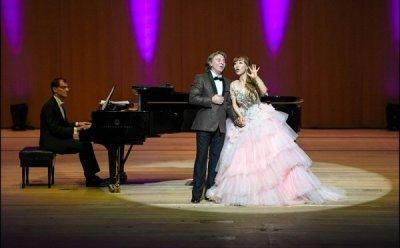 [ET-ENT 클래식] 조수미와 로베르토 알라냐의 '디바&디보 콘서트' 격조 높은 아리아, 친근한 무대 매너