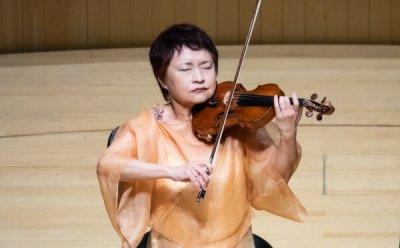 [ET-ENT 클래식] '정경화 바이올린 리사이틀' 거장의 노력이 느껴진 감동적인 시간