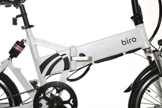 '비비모빌리티'의 전기자전거 브랜드 '바이로(biro)'. 사진=비비모빌리티 제공