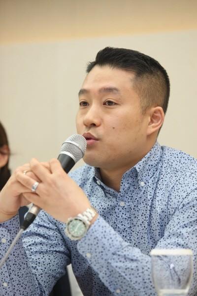 프로젝트 클라우드 나인 'Combination 2' 안무가 김성민. 사진=예술의전당 제공