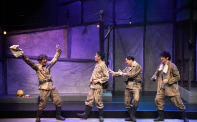 [ET-ENT 연극] '후산부, 동구씨' 세상이 나를 구해주지 않을 수도 있다는 공포