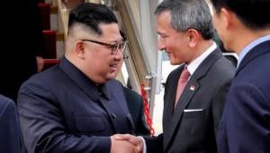 트럼프·김정은, 싱가포르 도착…세계의 시선 '집중'