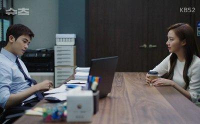 [ET-ENT 드라마] '슈츠' 자기대상(3) 고성희에게 박형식은 거울 자기대상이자 이상화 자기대상이다