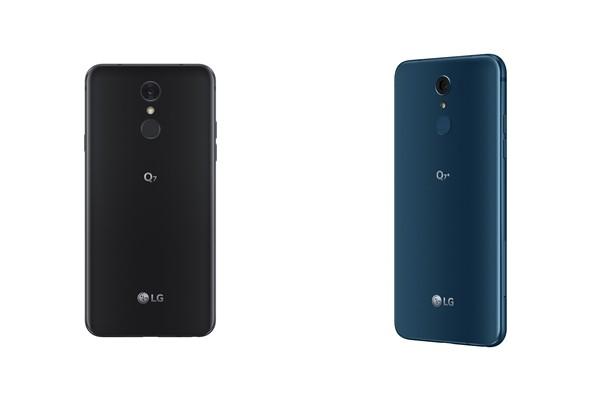 LG전자 'Q7·Q7플러스', 15일부터 KT에서 판매 시작